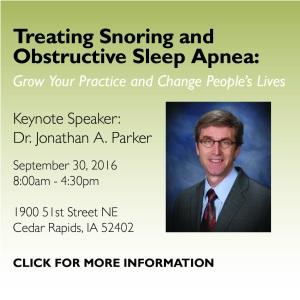 Dental Sleep Medicine Symposium